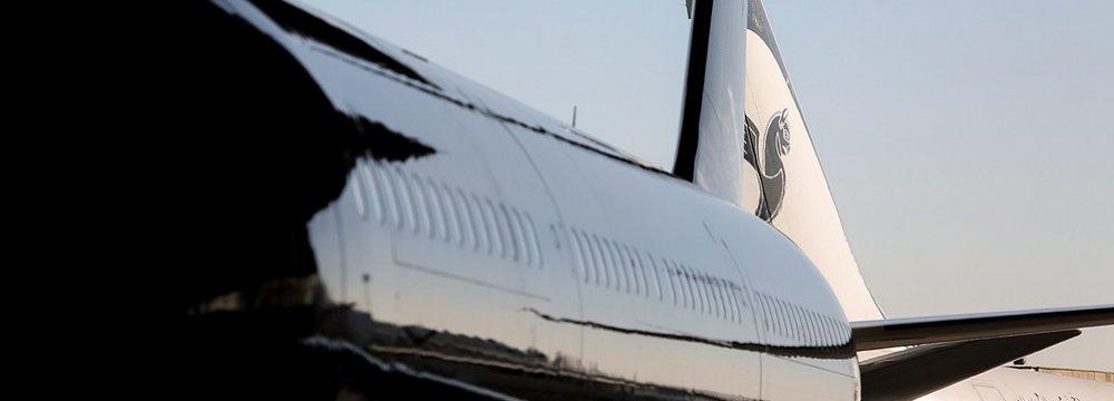 Iran Insurance Co.  Underwriting Iran Air's Renewed Fleet