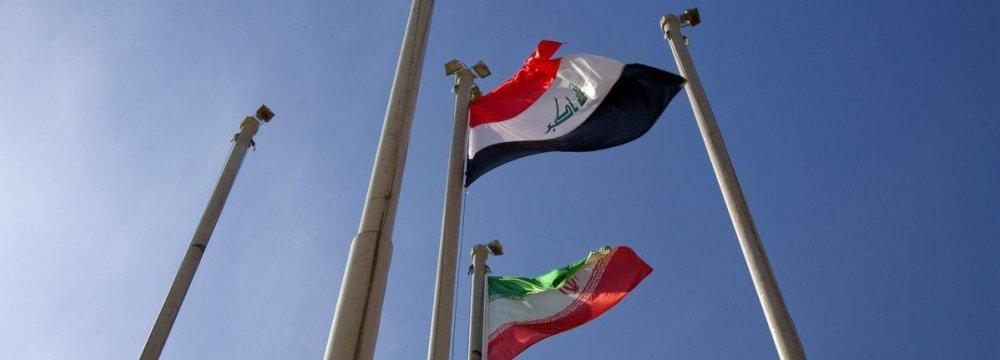 Iraq Says Will Soon Clear Debts to Iran