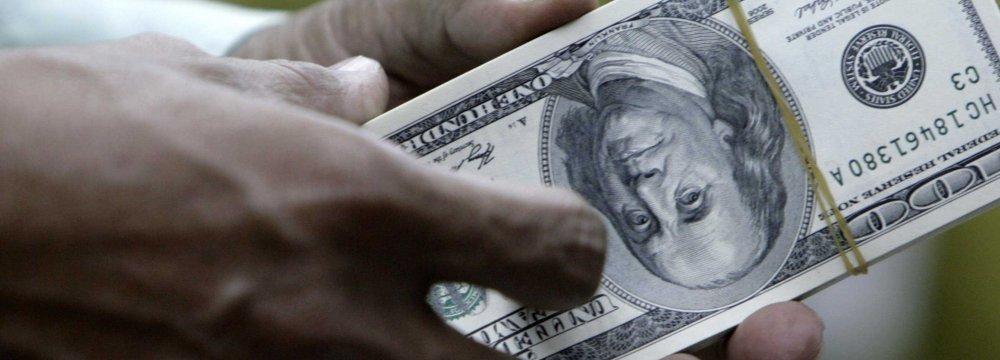 USD at 37,800 Rials in Tehran Market