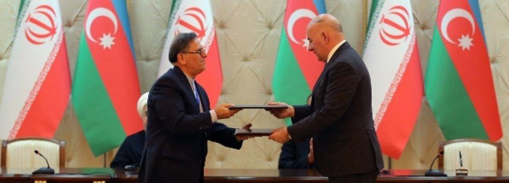Seif Visiting Baku to Advance Financial Talks