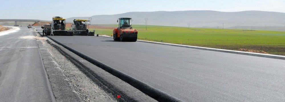 Iranian Bitumen Producer Targets Indian, UAE Markets