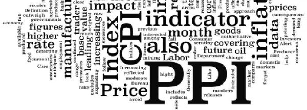 Central Bank: PPI Inflation at 7%