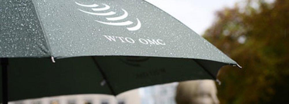 WTO Accession No More a Priority for Iran