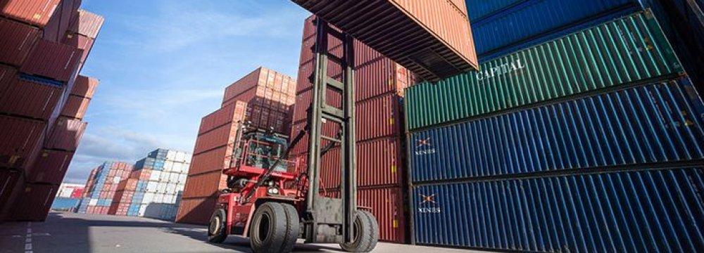 Goods Transit Rises 21%