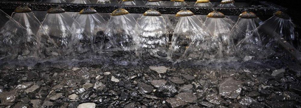 Coal Preparation Plant Inaugurated in Mazandaran