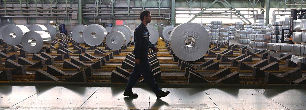 ISPA Monitors Iranian Steel Sector Performance