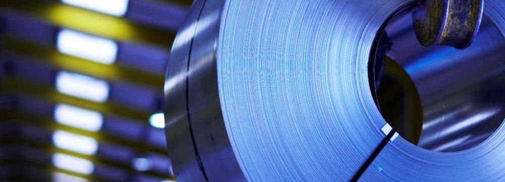 Iran's Flat Steel Imports Remain Rusty