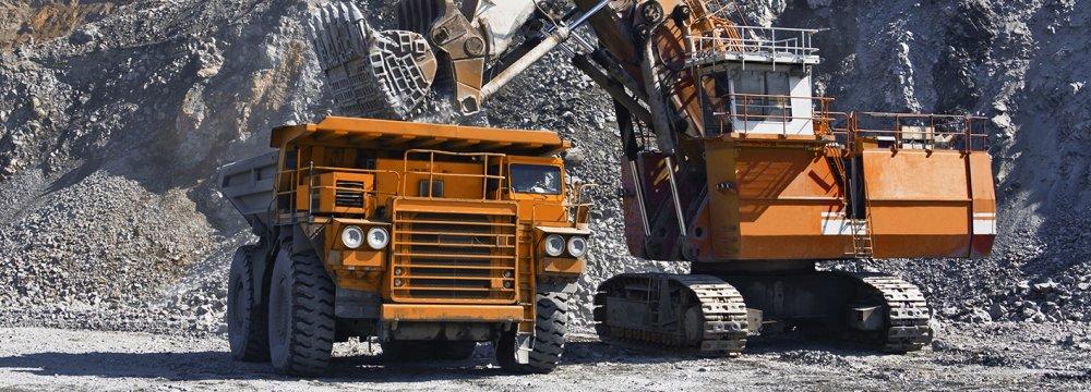 Hormozgan Mining Revenues Up 79%