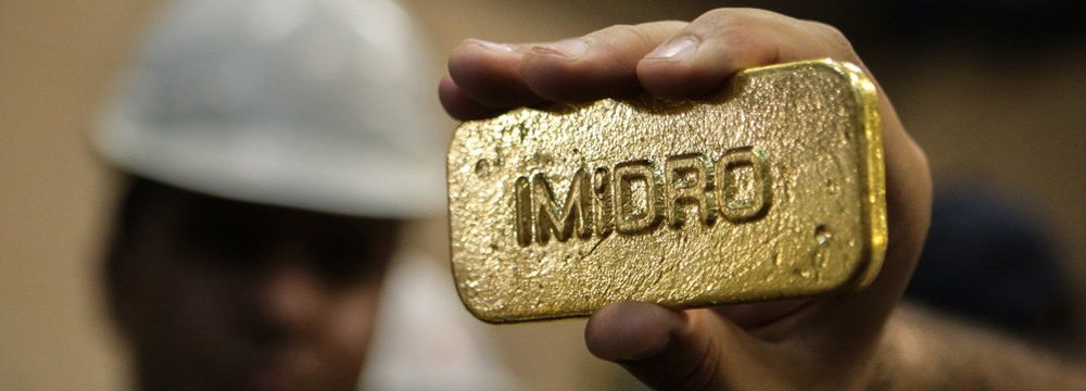 Mouteh Gold Output Up 45%