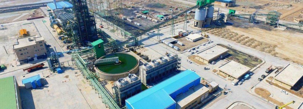 New DRI Plant in Khuzestan