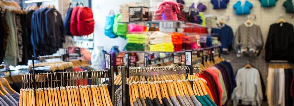 The Iranian apparel market is worth an estimated $12 billion per year.