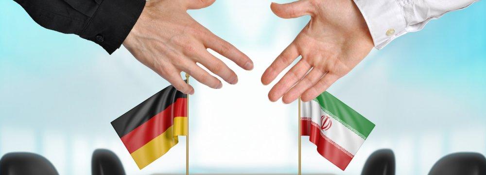 Alborz Delegation Back From German Visit