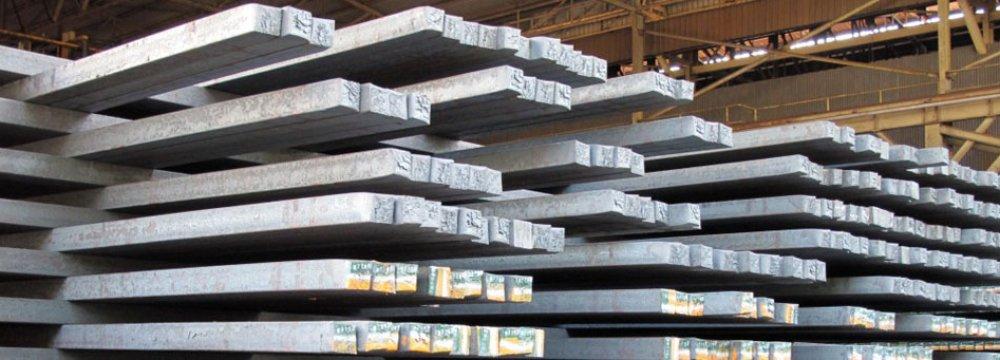 Iran's Billet Mills Enjoy Export Demand