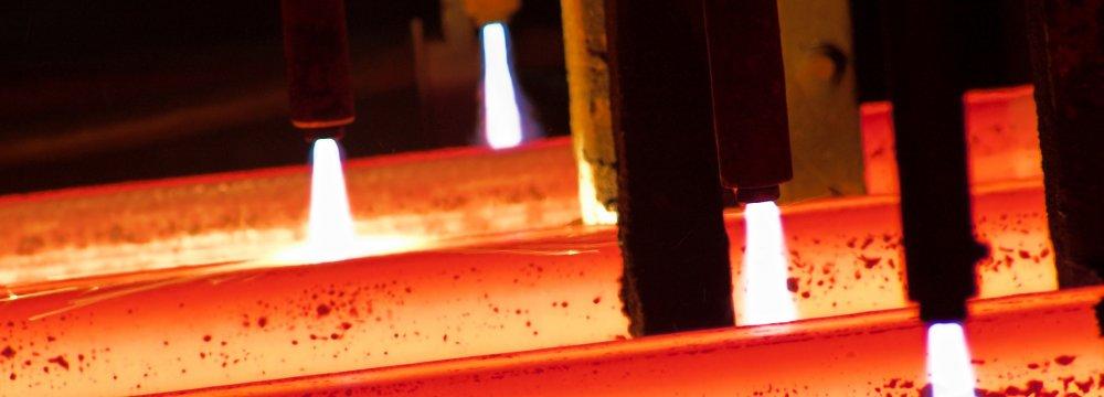 Khouzestan Steel Company and Esfahan Steel Company dominate Iran's billet exports.