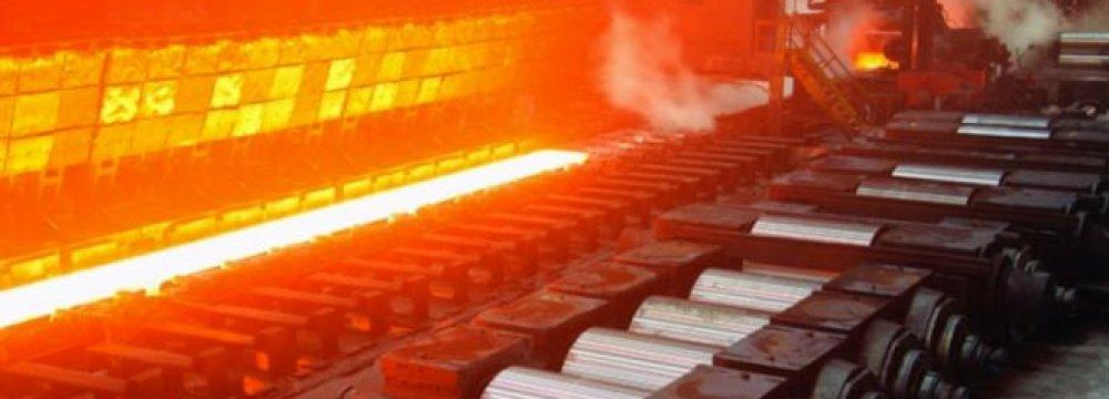 MMK Shipping Flat Steel to Iran