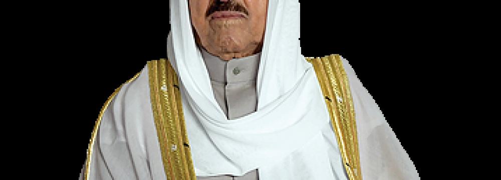 Kuwait's Emir Dies Aged 91