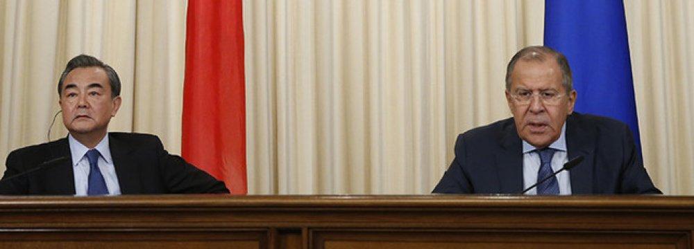 China, ASEAN Keen on Eurasian Cooperation