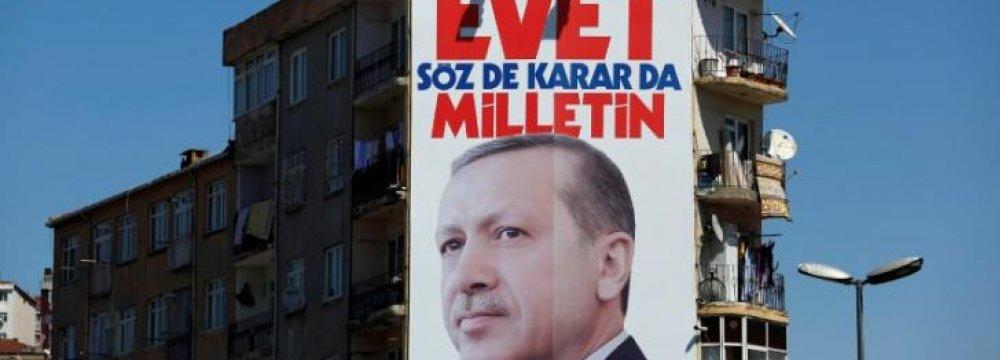 Erdogan Facing Biggest Test