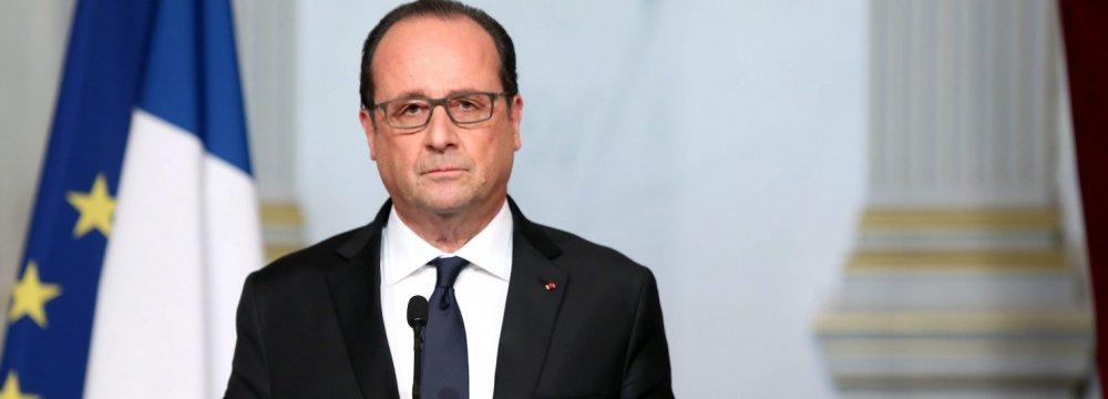France to Host  Mini-EU Summit
