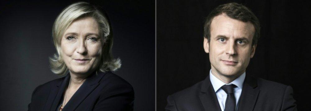French Mega-Debate Seeks to Swing Undecided Voters