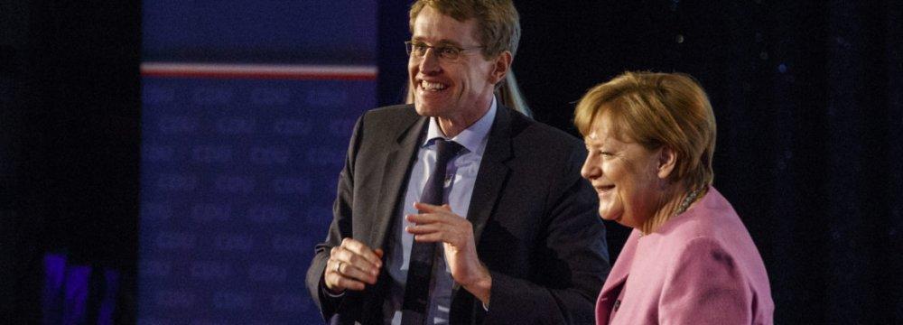 Merkel's Conservatives Win Again in Regional Election