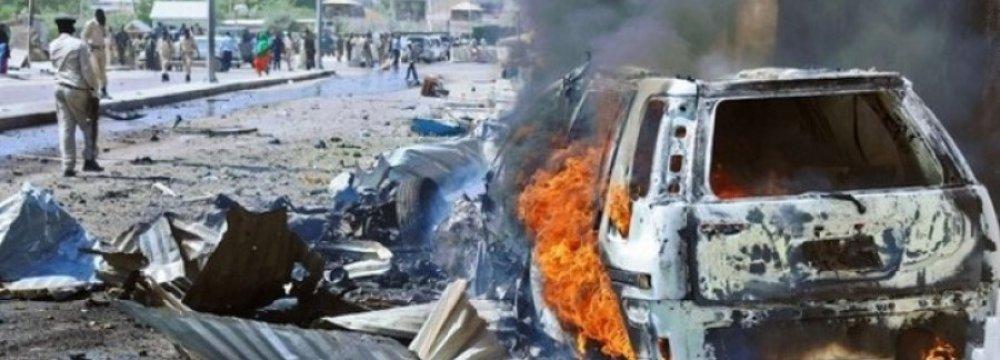 14 Killed in Mogadishu Blast