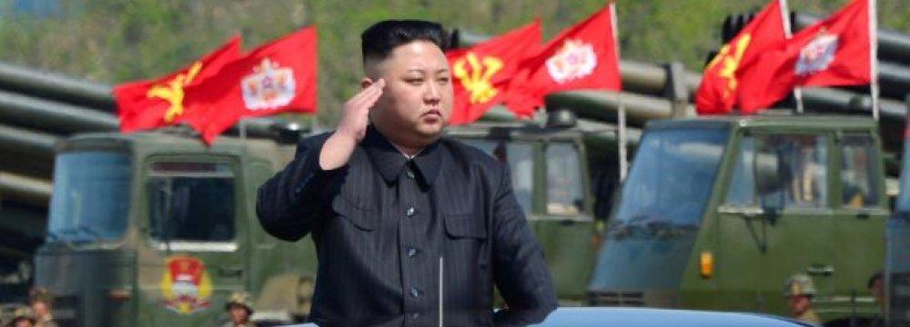 North Korea Accuses CIA of Bio-Chemical Plot