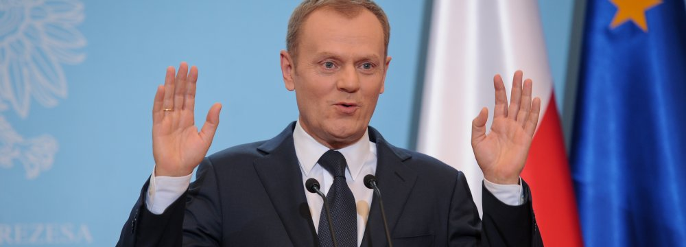 Tusk: US Under Trump a Threat to European Union