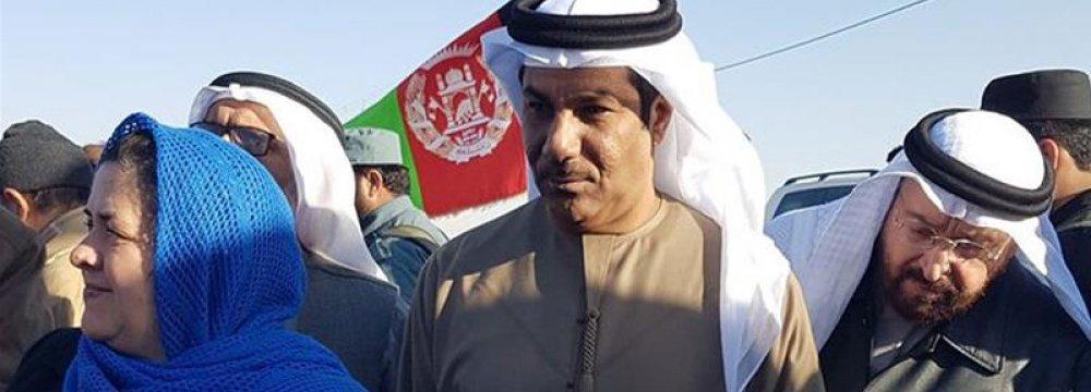 UAE Envoy Dies After Last Month's Kandahar Bombing
