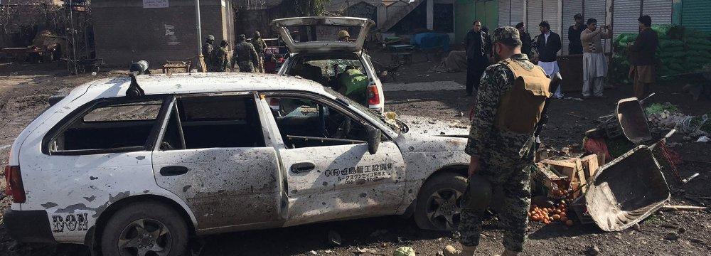 Terrorists Kill 22 Shias  in Northwest Pakistan