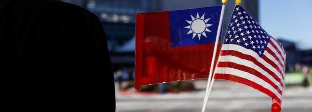 China Wants US to Bar Taiwan From Trump Inauguration