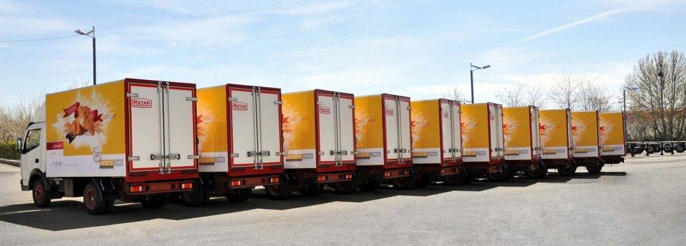 Mayan offers heavy and medium duty trucks.