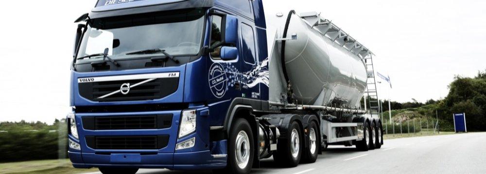 SAIPA is set to produce three models of Volvo FM trucks.