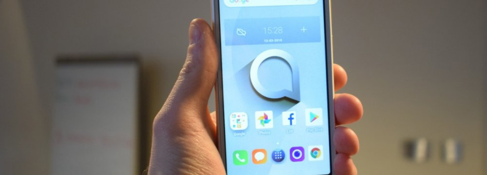 Alcatel's Android Go Cellphone in the Offing