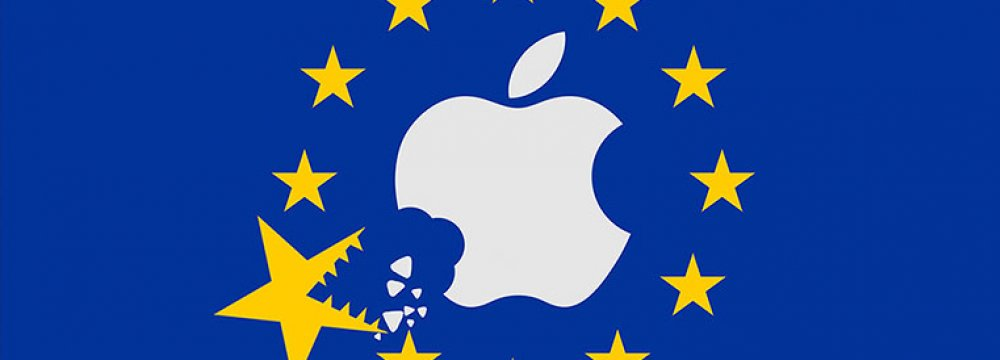 Apple Pays Ireland 1st Tranche of Disputed Taxes