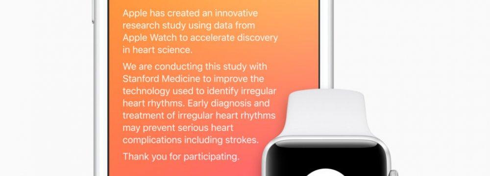 Apple's App Can Identify Irregular Heart Rhythms