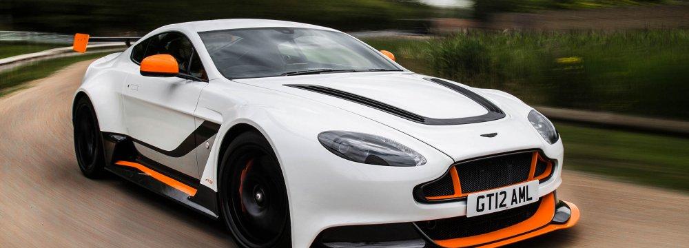 Aston Martin Seeking EV Partner in China