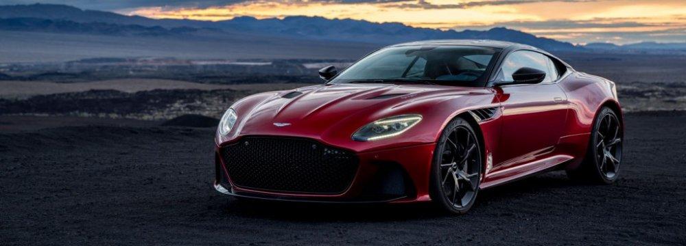 Aston Martin Aims to Steer  Around Brexit to $6.7b IPO
