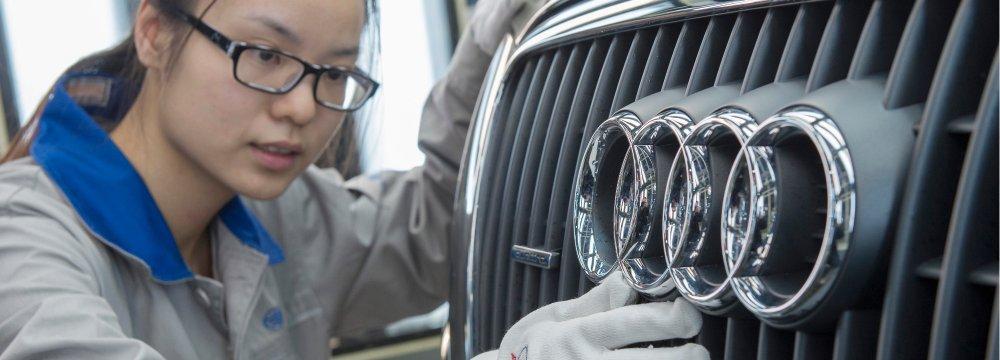 Audi Recalling 1.16 Million Vehicles