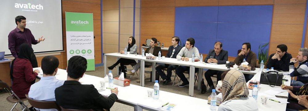 Iran's Biggest Accelerator Takes in 17 Startups