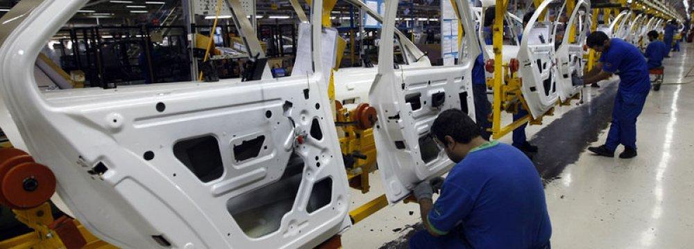 Iran Khodro plans to open four new production lines  in Azerbaijan.