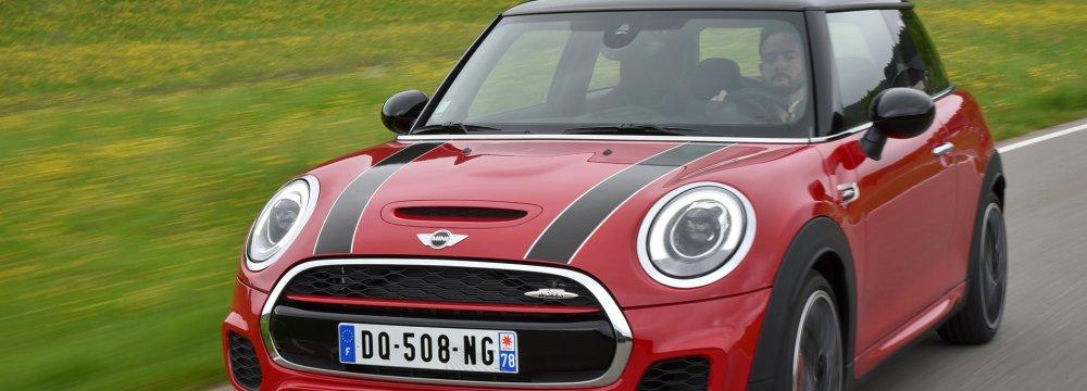 BMW in Talks to Produce Mini in China