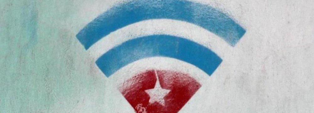 Cuba Rolling  Out Mobile Internet Services