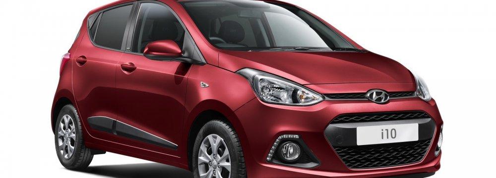 Hyundai i10, i20 Presales Begin