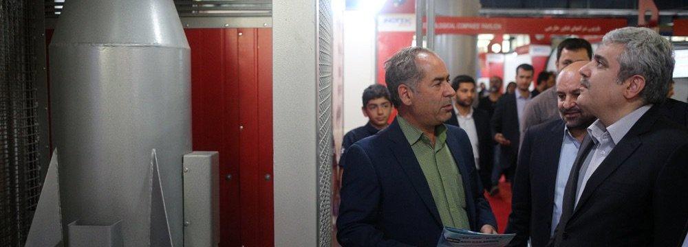 Tehran Tech Fair Wraps Up