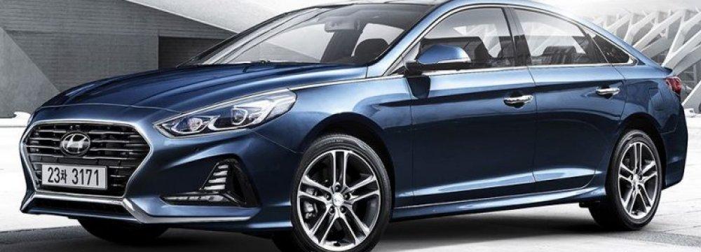 Hyundai Unveils New Sonata 2018