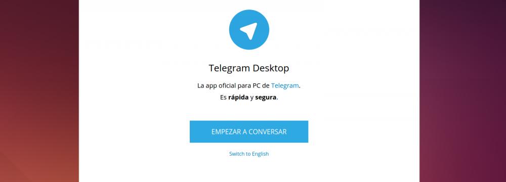 New Desktop Telegram Version Released