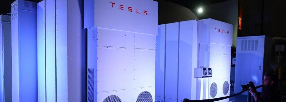 Tesla Powerpacks for Australia