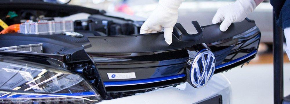 LG Chem Denies VW Deal