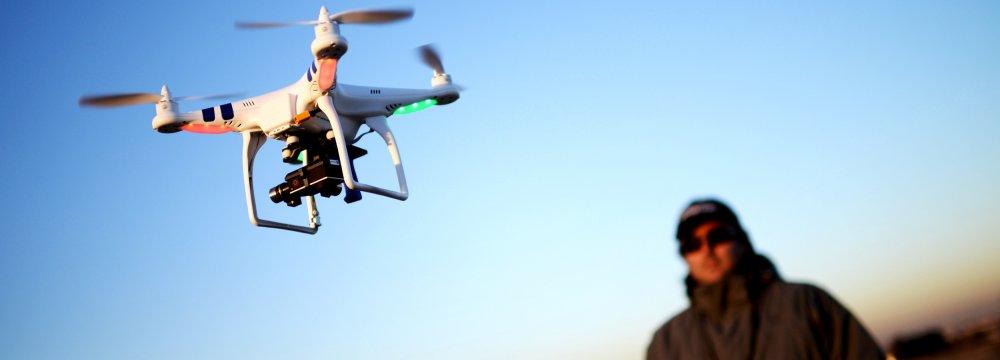 Drones Banned Over Tehran